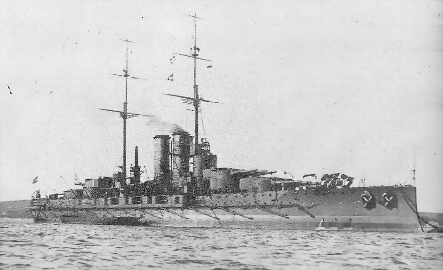 SMS Tegetthoff